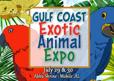 Gulf Coast Exotic Animal Expo TV Commercial
